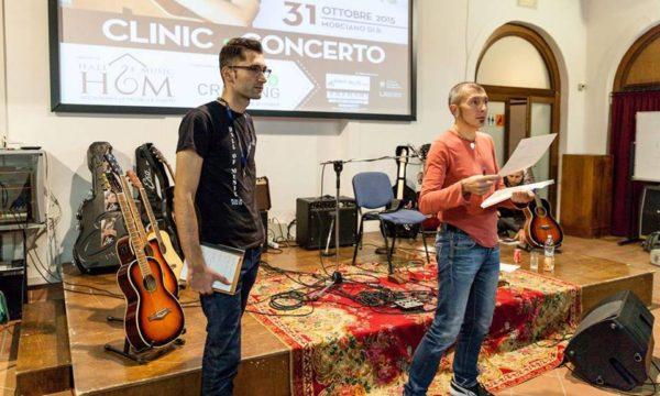 w Massimo Varini - Clinic & Eko tour Ottobre 2015 -