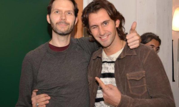 w Paul Gilbert - Clinic 2009